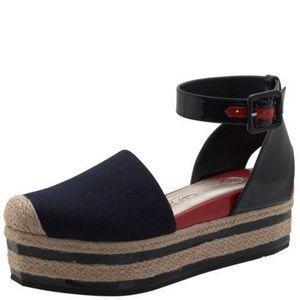 Isabel Toledo Espawind Flatform Sandal